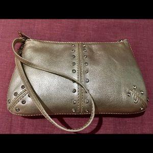 Mk small bag with Swarovski crystal retail 125.00.
